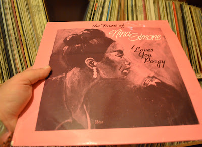 Nina Simone – The Finest Of Nina Simone  I Loves You Porgy  1975 (Bethlehem)