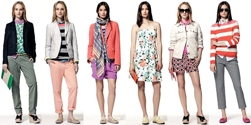 GAP Spring Summer 2013 Collections