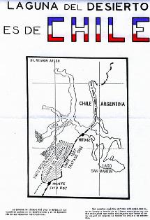 ASUNTOS LIMITROFES CON ARGENTINA