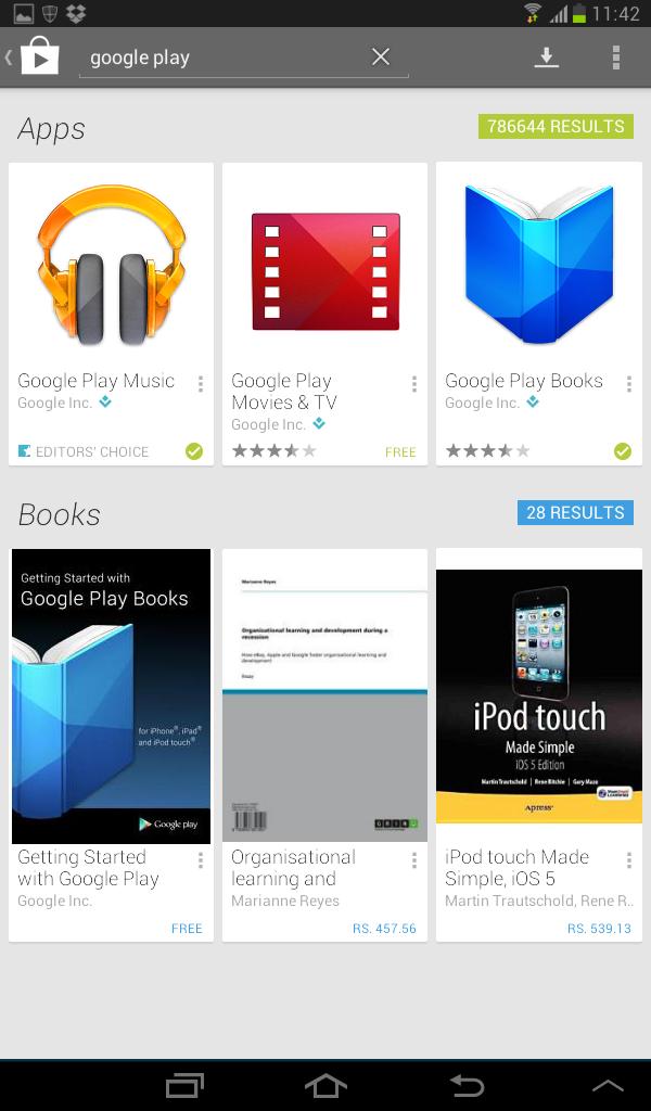 Google Play 4.0.25