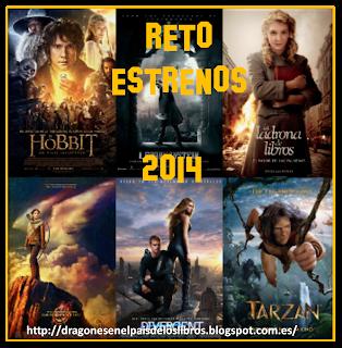 Reto: Estrenos 2014