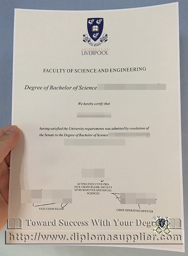 university of liverpool fake degree certificate  buy uk