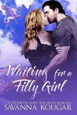 ***THANKSGIVING EROTIC ROMANCE*** Waiting For a Filly Girl