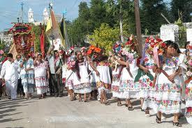 Bloque VII. Tema: Grupos etnicos (mayos o yoremes) Mayos+fiestas