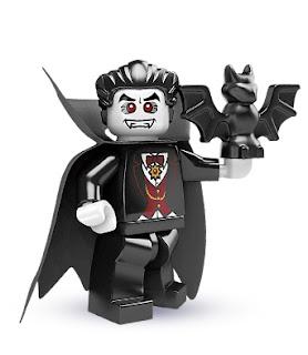 lego minifigür vampir