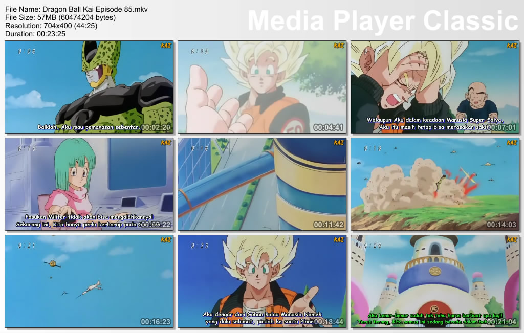 Download Dragon Ball Z Kai Episode 84 Hana Kimi Japanese Episode 11