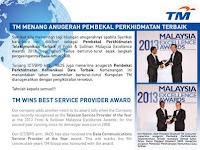 TM Wins Best Service Provider Award