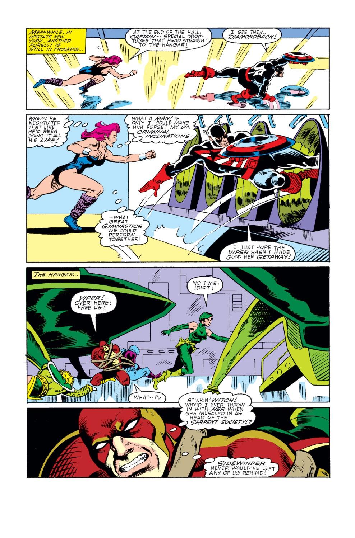 Captain America (1968) Issue #343 #273 - English 6