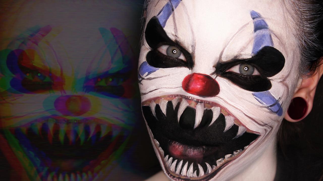 Evil Clown Makeup Tutorials - Mugeek Vidalondon