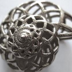 3D Printed Nautilus Pendant