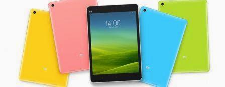 Xiaomi rilis tablet pertamanya MiPad dengan prosesor 2,2Ghz Nvidia Tegra K1