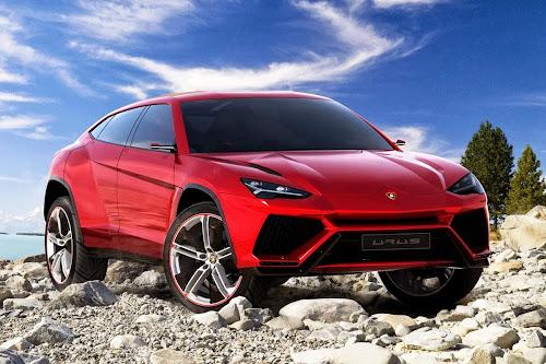 Lamborghini Urus. Majalah Otomotif Online