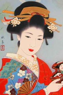 grabado ukiyo-e