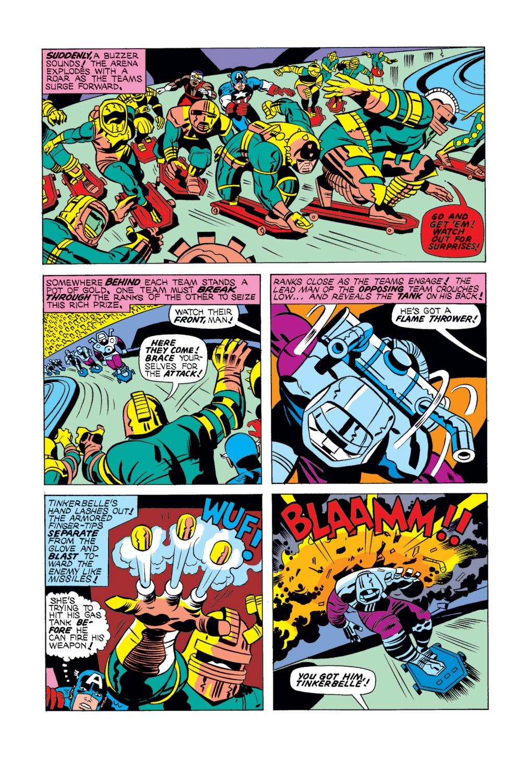 Captain America (1968) Issue #196 #110 - English 10