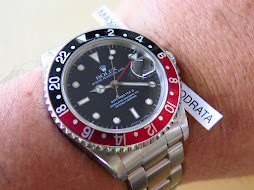 ROLEX GMT MASTER II COKE - ROLEX 16710 - SERIAL L 1990 - MINTS CONDITION