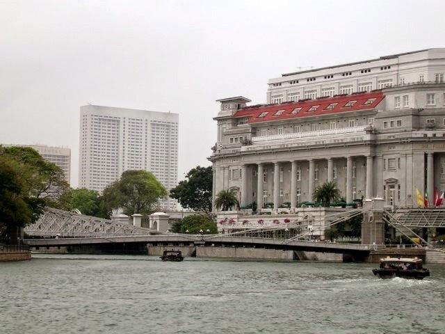 Penginapan Murah Di Singapore Fillerton