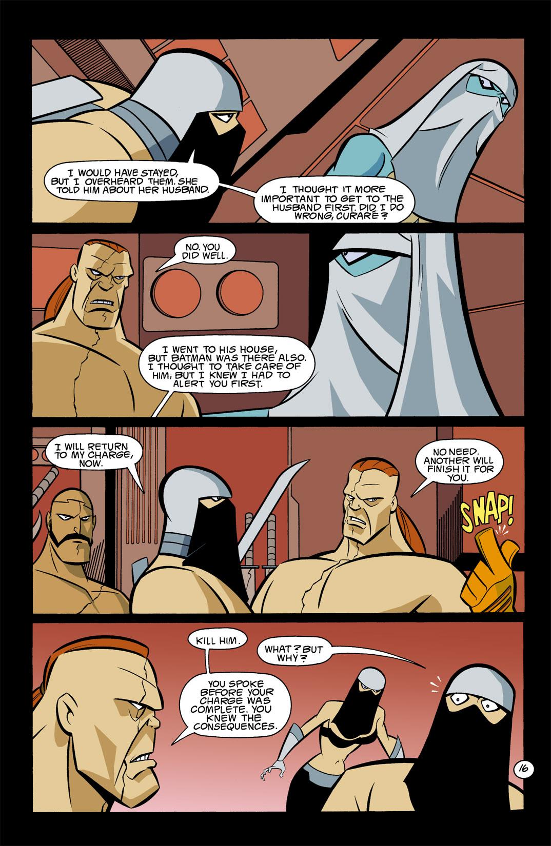 Batman Beyond [II] Issue #9 #9 - English 17