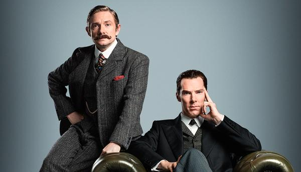 Sherlock - Comic-Con Panel *Live Updates and News* + First Look Footage the from Christmas Special