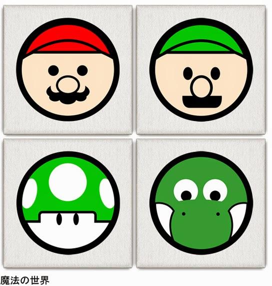 Imágenes Diferentes de Super Mario Bros.