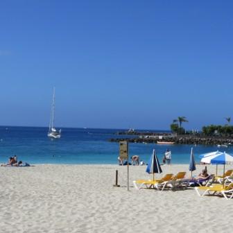 Playa de Anfi del Mar, Gran Canaria