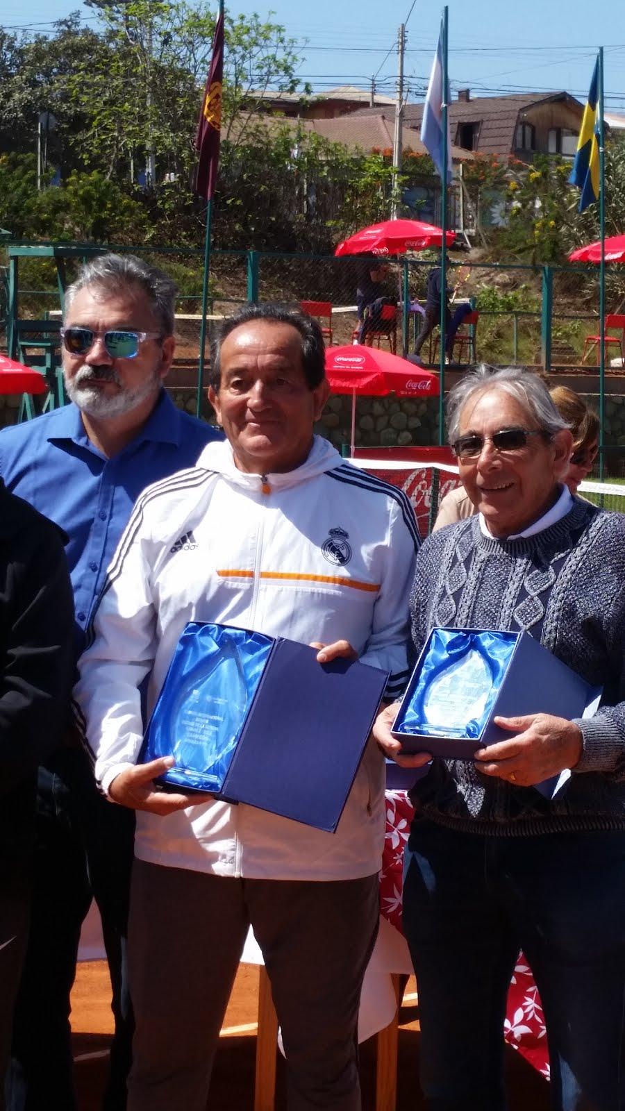 ITF SENIORS G2-LA SERENA - SALDO POSITIVO