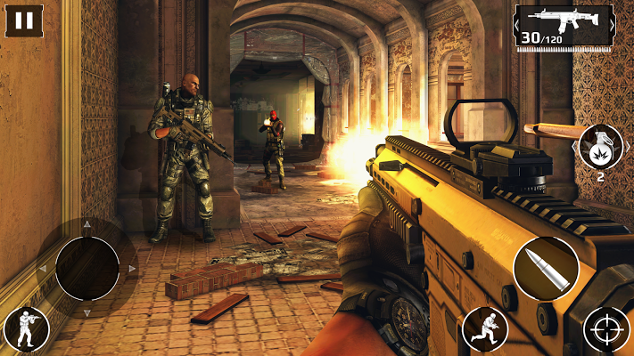 Modern Combat 5: Blackout v1.2.0o Apk+Data Offline