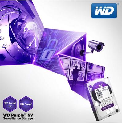 WD Perkenalkan Hard Drive untuk Sistem Penglihatan Jaringan NVR