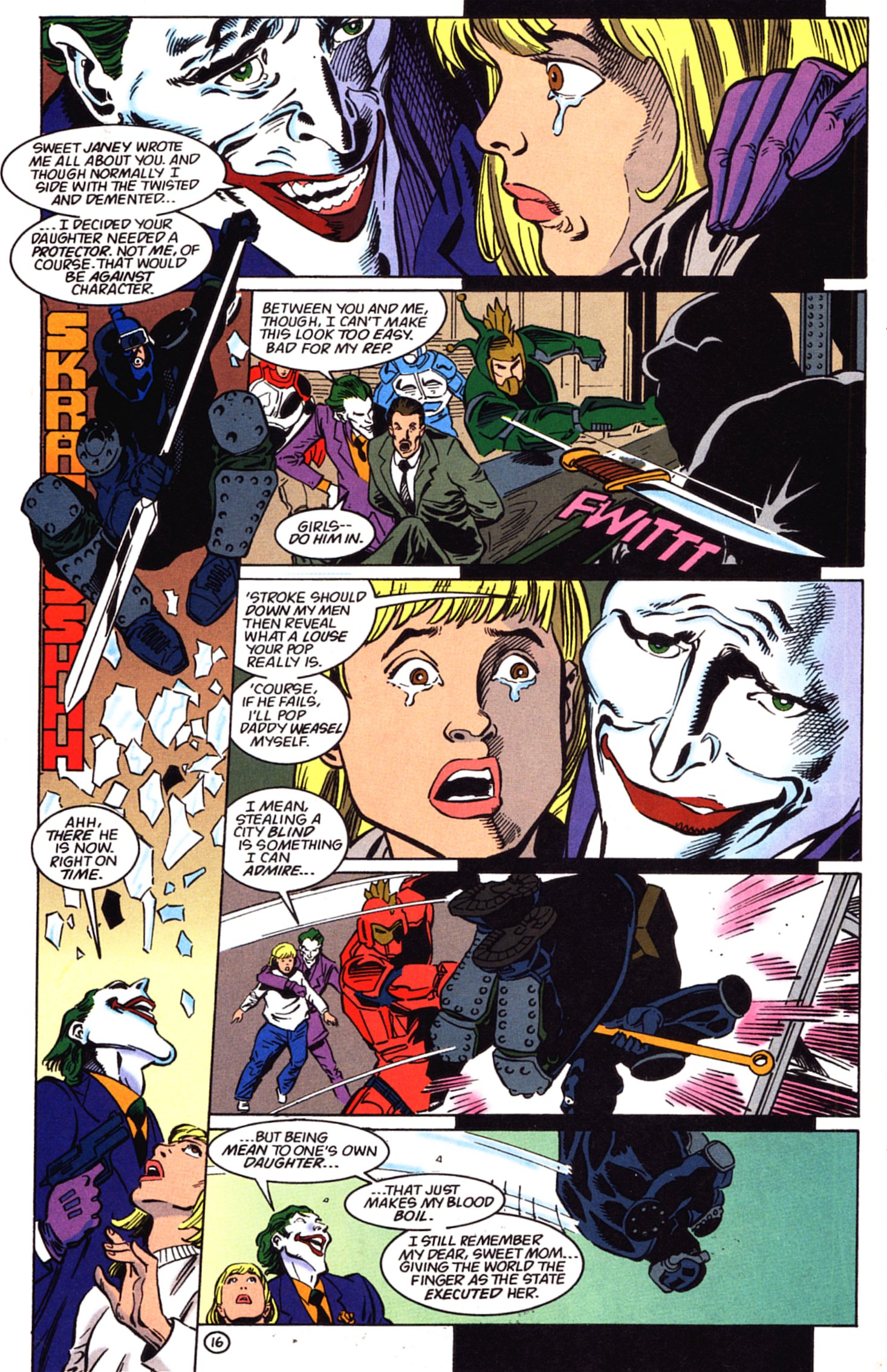 Deathstroke (1991) Issue #58 #63 - English 17