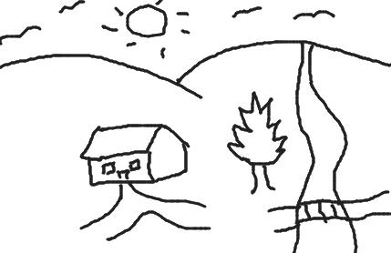 HTML ve Javascript ile Canvas çizim uygulaması