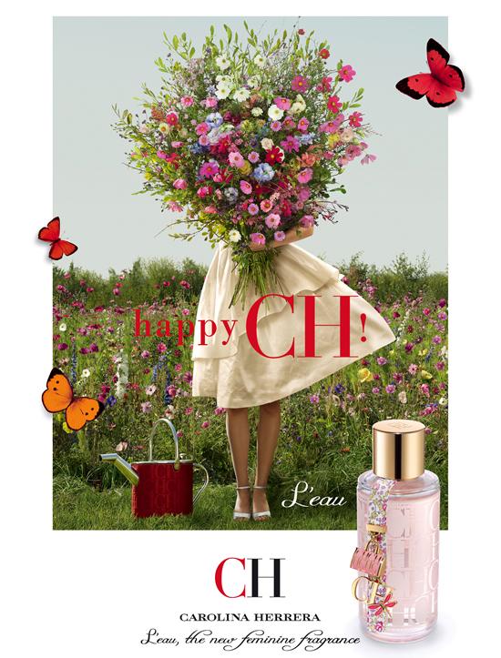 perfume CH L'Eau Carolina Herrera