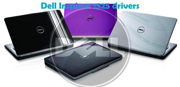 Download Dell Inspiron 1525 drivers for Vista