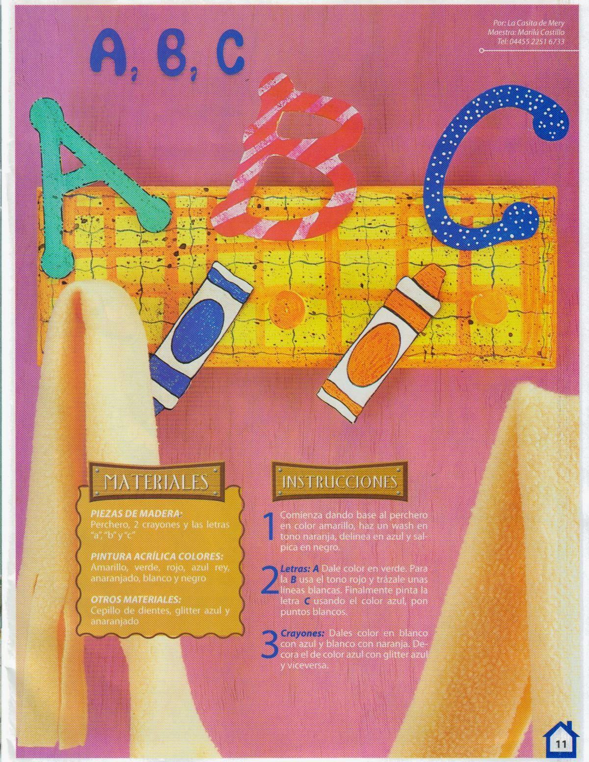 Decoraci n de habitaciones manualidades country revistas for Revistas de decoracion gratis