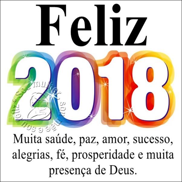 Feliz 2018