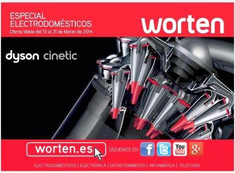 Catalogo worten electro Marzo 2014