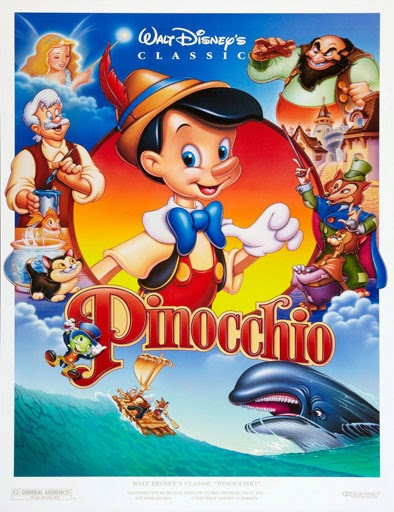 Ver Pinocho (Pinocchio) (1940) Online