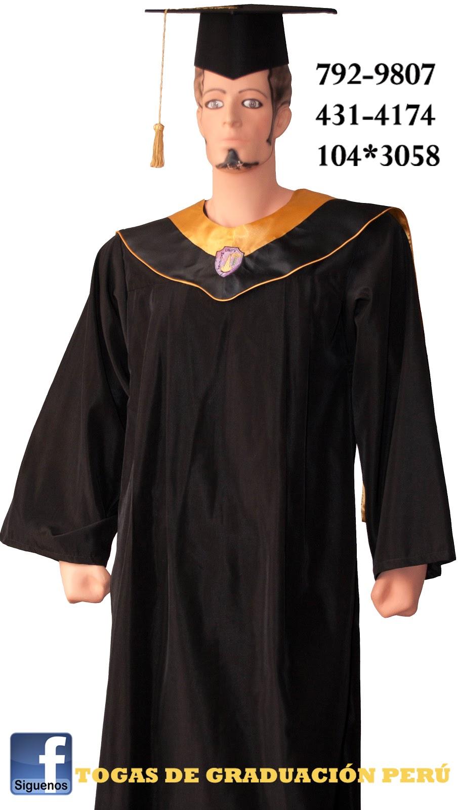 Alquiler De Togas Medallas Anuarios Para Tu Ceremonia Graduacion ...