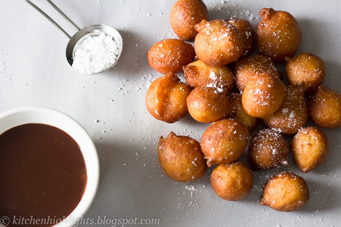 Ricotta fritters are deliciously light and airy, delicate and very easy to prepare