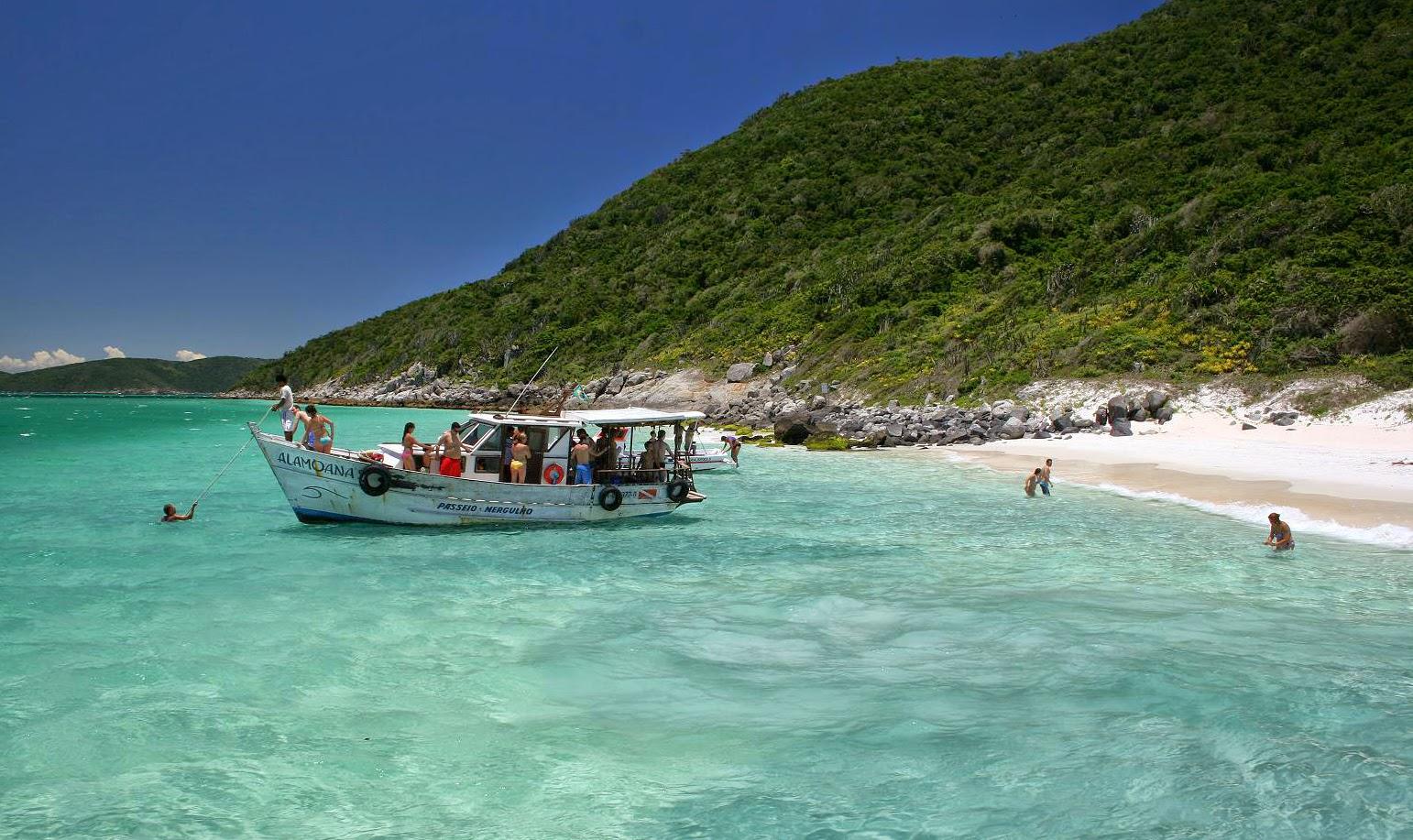 Resultado de imagen para playas de Macae, Rio de Janeiro: