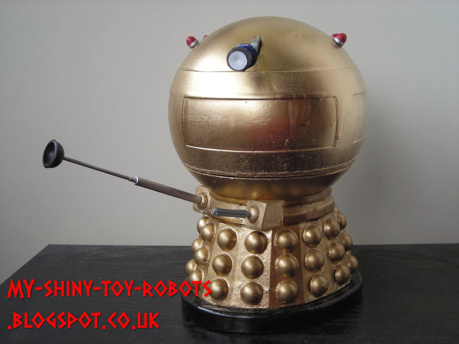 The first Dalek leader