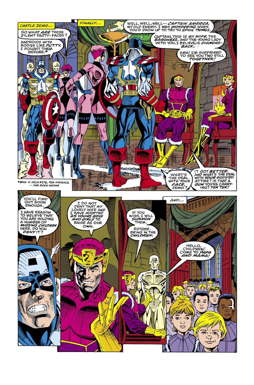 Captain America (1968) Issue #431 #381 - English 23
