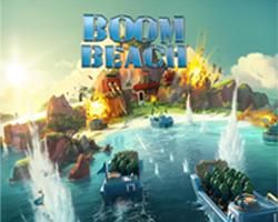 لعبة بوم بيتش Boom Beach اندرويد