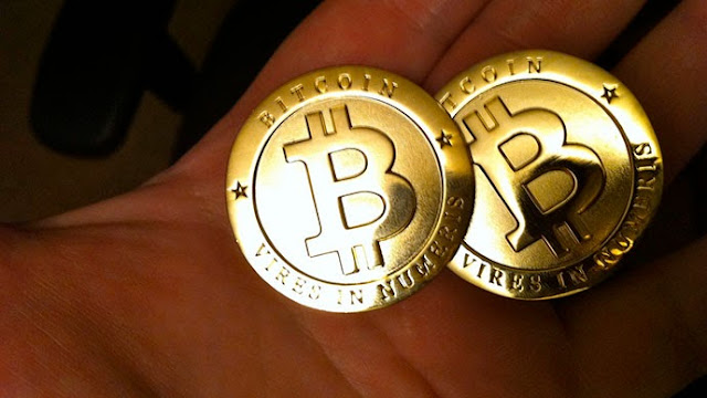 huge bitcoins