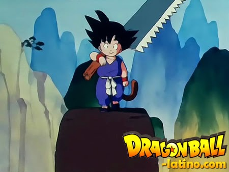 Dragon Ball capitulo 1