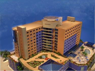 Proyecto Hotel en el Aeropuerto de Maiquetia. Venezuela