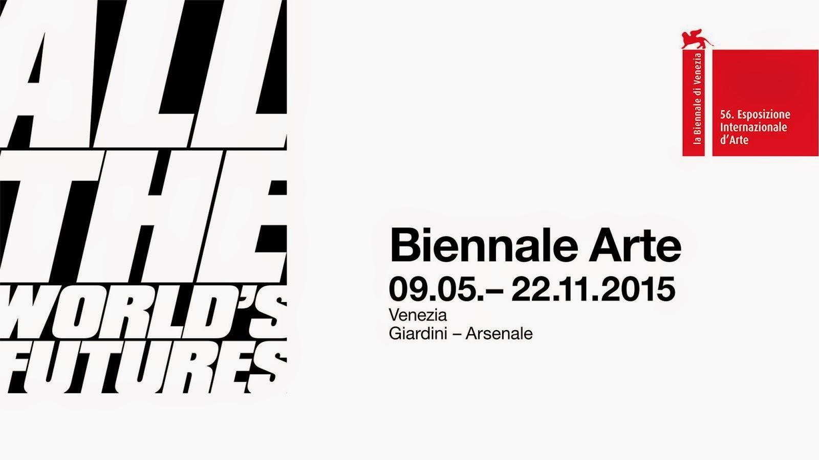 Venice Biennale Art 2015