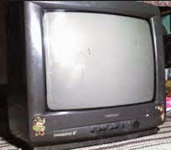 Kerusakan TV Intel Mati Total