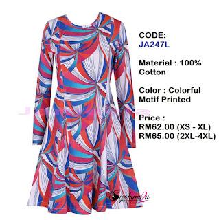 T-shirt-Muslimah-Jameela-JA247L