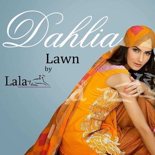 Dahlia Lawn 2014