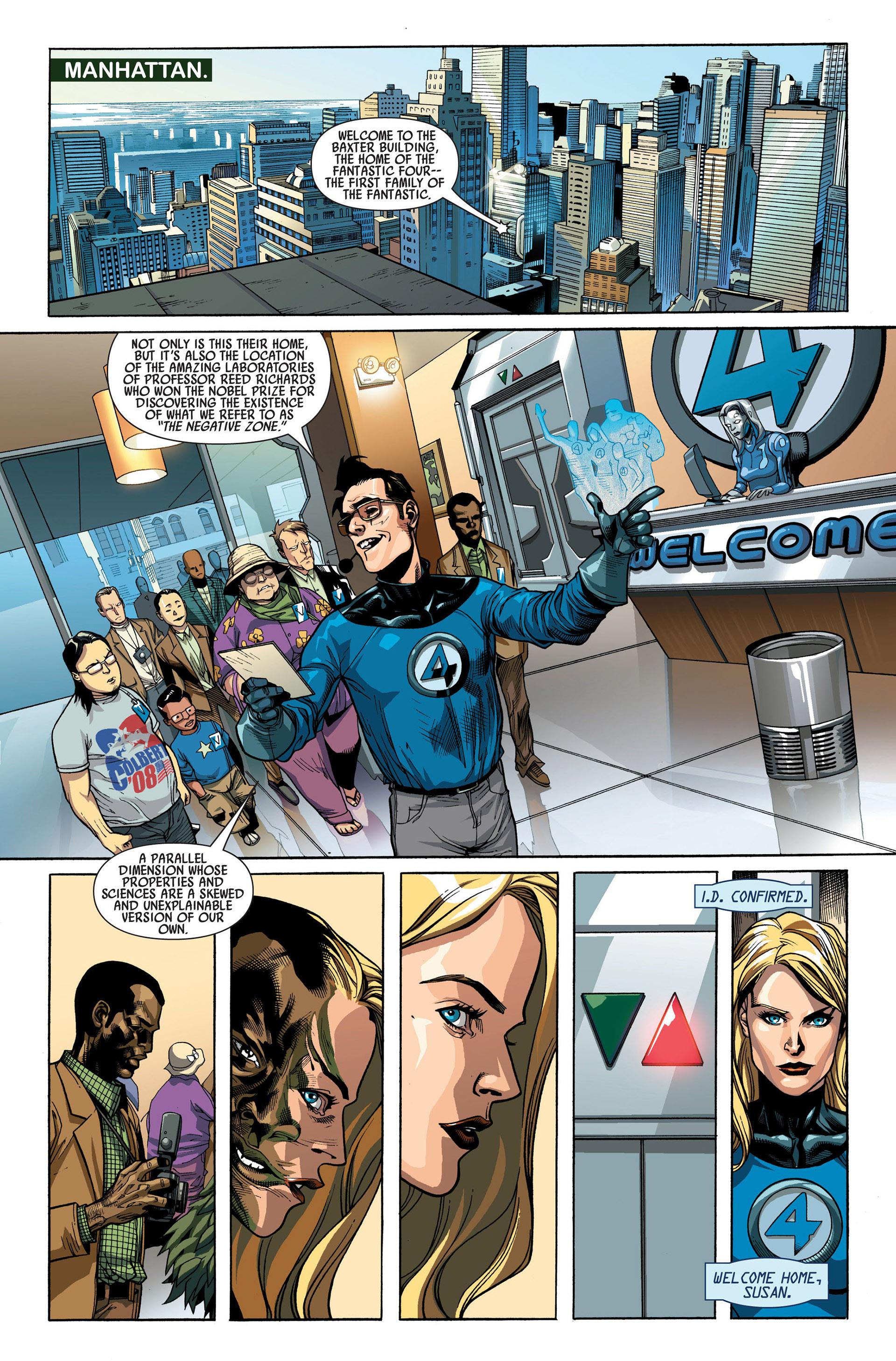 Read online Secret Invasion comic -  Issue #1 - 28