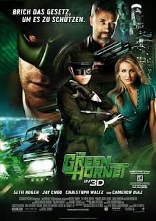 Người Hùng Ong Xanh - The Green Hornet